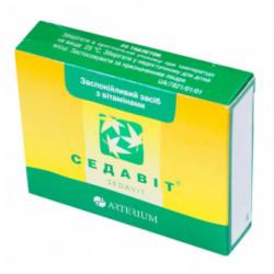 Купить Седавит таблетки N20 в Краснодаре