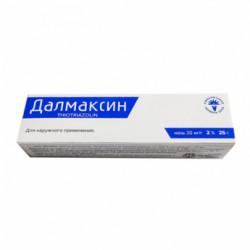 Купить Далмаксин (Тиотриазолин) 2% мазь туба 25г в Краснодаре