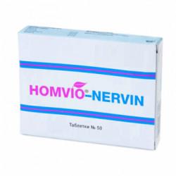 Купить Хомвио Нервин табл. N50 в Краснодаре