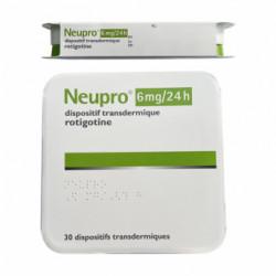 Купить Ньюпро пластырь (Neupro) Ротиготин 6мг №28 в Краснодаре