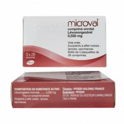 Купить Микролют (Microlut) таб. 0,03мг 35шт в Краснодаре