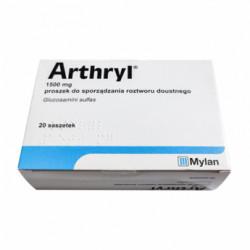 Купить Артрил (Глюкозамин сульфат) порошок 1.5г №20 в Краснодаре