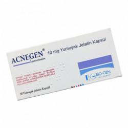 Купить Акнеген Изотретиноин (аналог Акнекутан, Верокутан) 10мг капс. №30 в Краснодаре