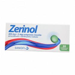 Купить Зеринол Zerinol/Италия табл. №20 в Краснодаре