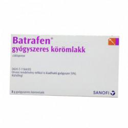 Купить Батрафен (Batrafen) лак от грибка ногтей :: Циклопирокс 8% 3г в Краснодаре