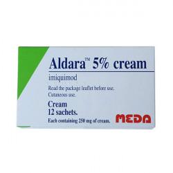 Купить Алдара (Альдара, Aldara) крем саше №12 (Имиквимод) в Краснодаре