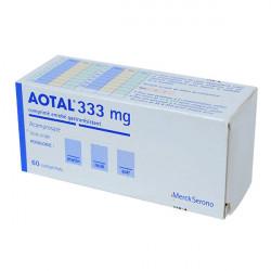 Купить Аотал таблетки 333мг №60 в Краснодаре