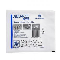 Купить Аквасель повязка с серебром Экстра Гидрофайбер (Aquacel Ag Extra) 10х10см №1 в Краснодаре