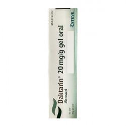 Купить Дактарин 2% (Daktarin) гель для полости рта 40г в Краснодаре