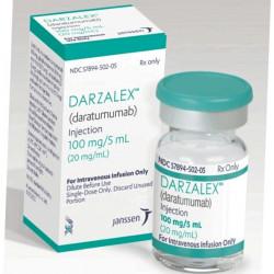 Купить Дарзалекс (Darzalex) 20мг/мл 5мл 100мг №1 в Краснодаре