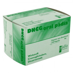 Купить ДНКГ DNCG Oral капсулы 100мг (аналог Кромо-ЦТ, Cromo-CT) №100 в Краснодаре