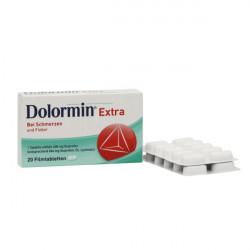 Купить Долормин экстра (Dolormin extra) таб 20шт/уп в Краснодаре