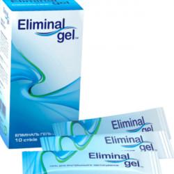 Купить Eliminal gel (Элиминаль гель) стик 20г №10 в Краснодаре