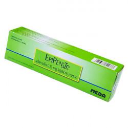 Купить Эпипен Джуниор ( аналог Penepin, Epipen Jr.) 0,15мг шприц-тюбик №1 в Краснодаре