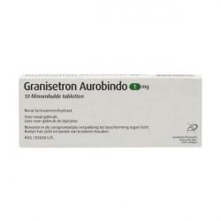 Купить Гранисетрон Aurobindo таблетки 1 мг №10 в Краснодаре