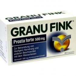 Купить Granufink, Грануфинк простата и мочевой пузырь капс. №40 в Краснодаре