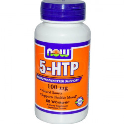 Купить 5-HTP (L-5-гидрокситриптофан) капсулы 100мг №60 в Краснодаре