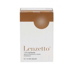 Купить Лензетто (Lenzetto) 1,53 мг трансдермальный спрей 8,1 мл (56 доз) в Краснодаре