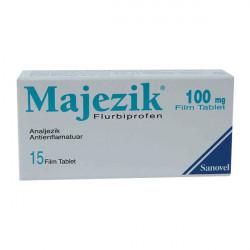 Купить Мажезик-Сановель (Majezik, Флугалин) таблетки 100мг 30шт в Краснодаре