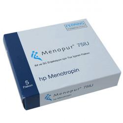 Купить Менопур (Menopur) лиоф. 75МЕ №10 (10шт/уп) в Краснодаре