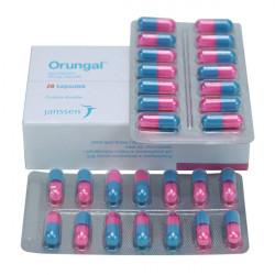 Купить Орунгал 100 мг капс. №14 в Краснодаре