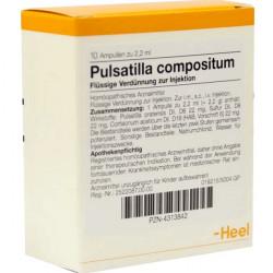 Купить Пульсатилла композитум амп. 10шт в Краснодаре