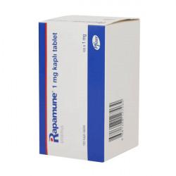 Купить Рапамун (Сиролимус) таблетки, 1мг 100шт в Краснодаре