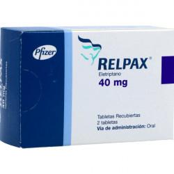 Купить Релпакс таблетки 40мг №2!!! в Краснодаре