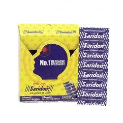 Купить Саридон (Saridon), аналог Тримол таблетки №10 в Краснодаре