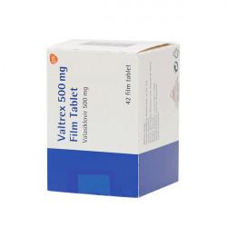 Купить Вальтрекс (Валтрекс) таб. 500 мг N42 в Краснодаре