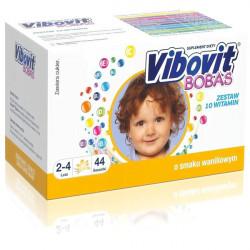 Купить Vibovit Bobas (Вибовит бэби) порош. ваниловый вкус №44! в Краснодаре